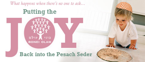The Kosher Spirit - Nissan 5769/Spring 2009 - Putting the Joy Back into the Pesach Seder