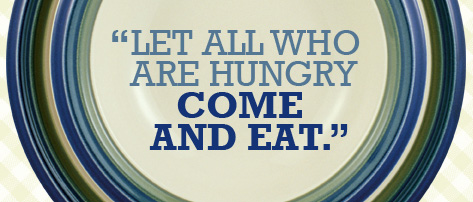 "The Kosher Spirit - Nissan 5770/Spring 2010 - ""Let all who are hungry, come and eat."""