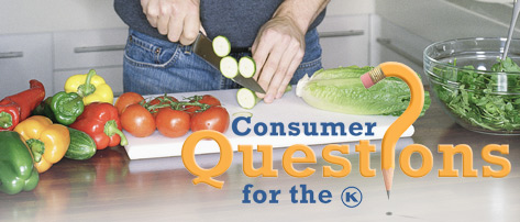 The Kosher Spirit - Kislev 5771/Winter 2011 - Consumer Questions